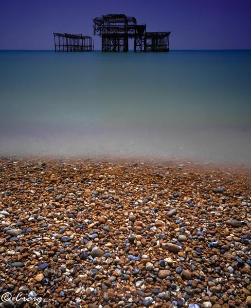 West Pier Brighton by Craig75