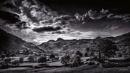 Langdale Boulders B&W by Pete2453