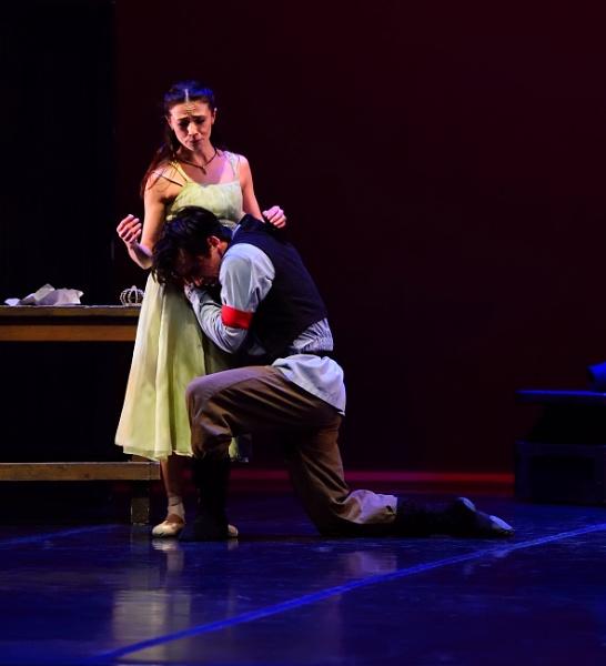Anastasia - scene by DouglasMorley