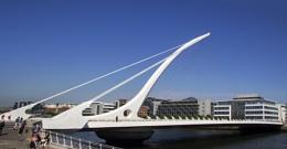 Samuel Beckett Bridge - Dublin