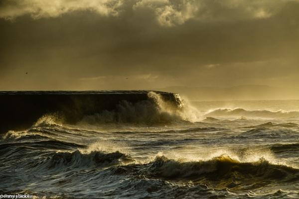 The Cobb, Lyme Regis by penny_slacke