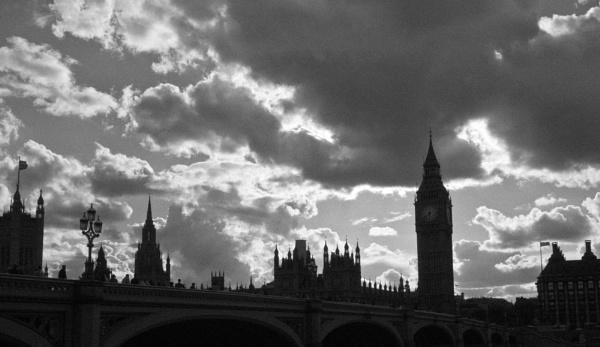 Big Ben by phillipsrp