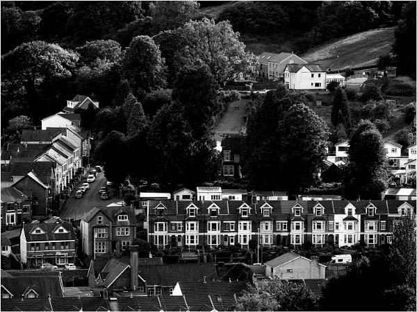Rhondda Valley by johnriley1uk