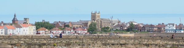 St Hildas Church and Headland