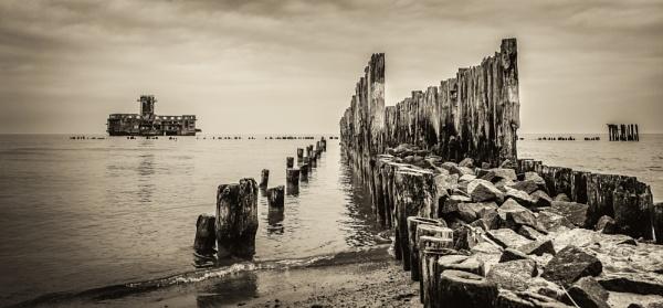 "\"" Torpedownia \"" Abandoned German Torpedo Testing Station by mogobiker"