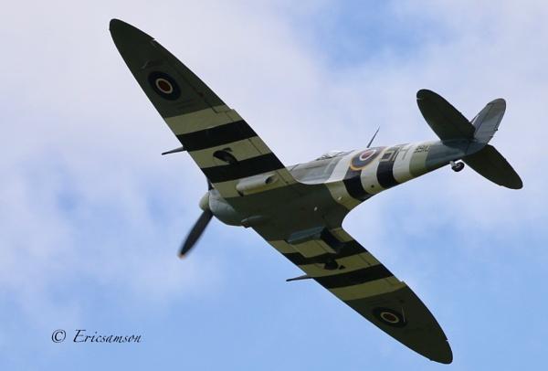 Spitfire Farewell