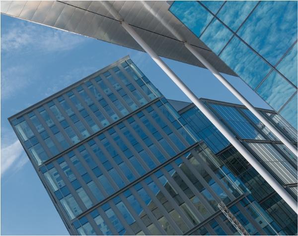 New buildings. by franken