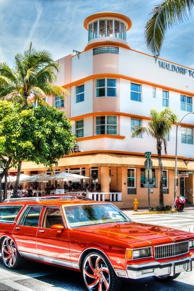South Beach by AndrewAlbert