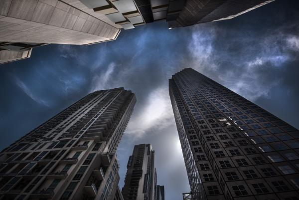 Downtowm Miami by AndrewAlbert