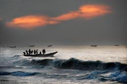 Deep sea fishing...2