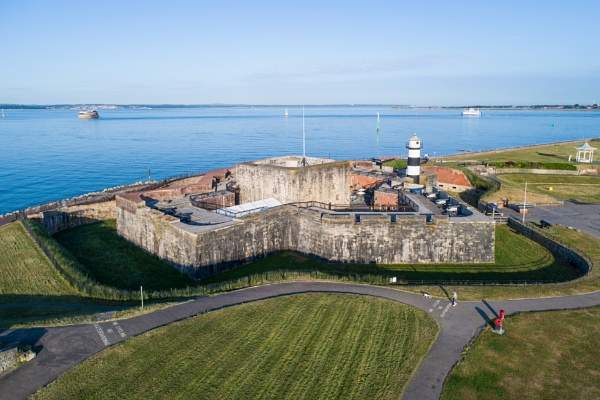 Southsea Castle by iancrowson