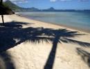 Beach shadow by JuBarney