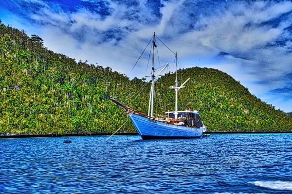My Kinda Boat.