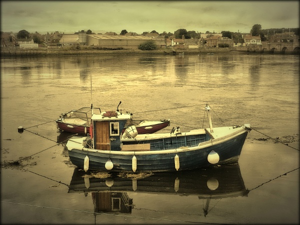 A Boat With No Name by Philip_H