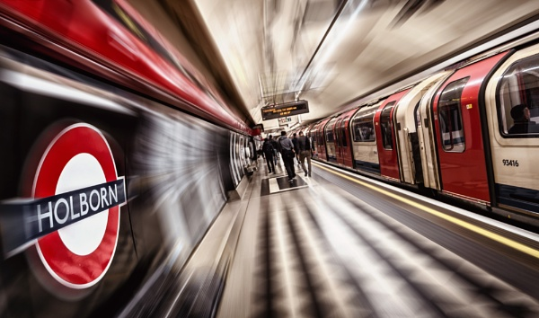 London Underground by nickmoulds