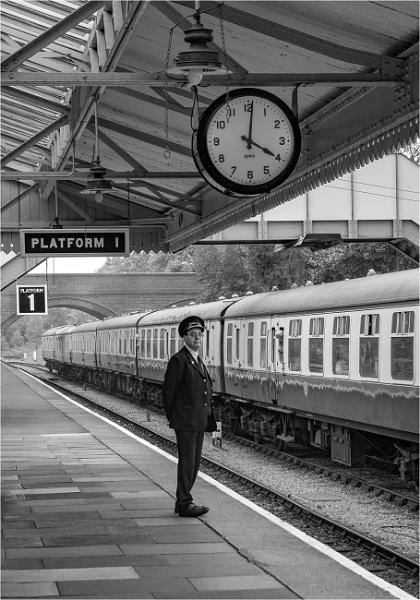 Platform 1 by TheShaker