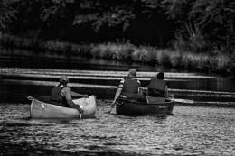 Photo : Canoes