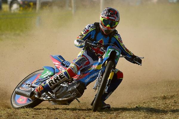 Grasstrack Rider
