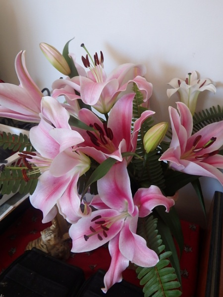 Lilies by artgaz1062
