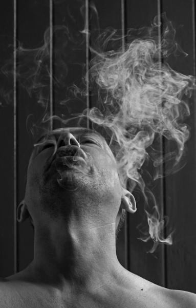 Smoking by Madoldie