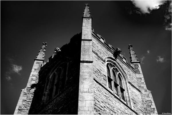 Great Barford - All Saints by SpiritDarco
