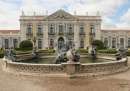 The National Palace of Queluz, Portugal by canoncarol