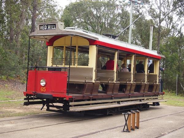 Tram Restoration by Wireworkzzz