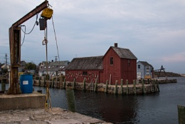 Rockport Harbour Massachusetts