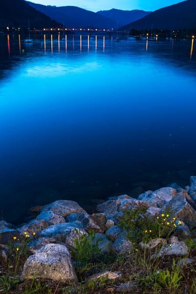 Blue Calm by LarryG