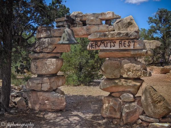 Hermits Rest  by john33991