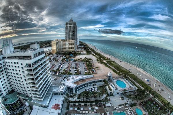 Mid Beach Miami by AndrewAlbert