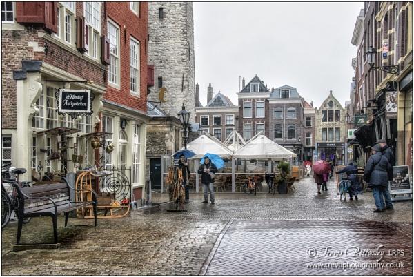 Markt, Delft by TrevBatWCC