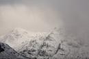 Blizzard arriving, Rannoch Moor by rontear