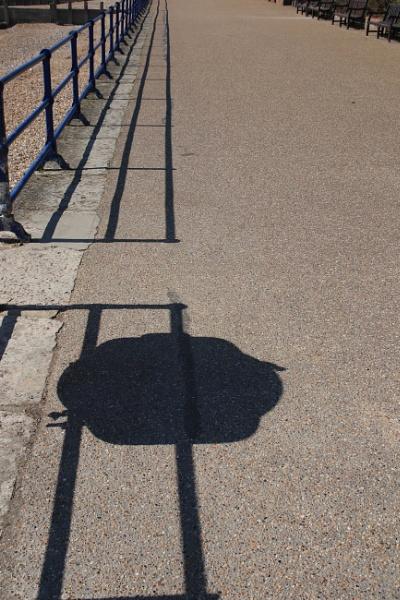 A Shadow of a Lifersaver