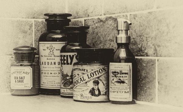 Bottles by Gordonsimpson