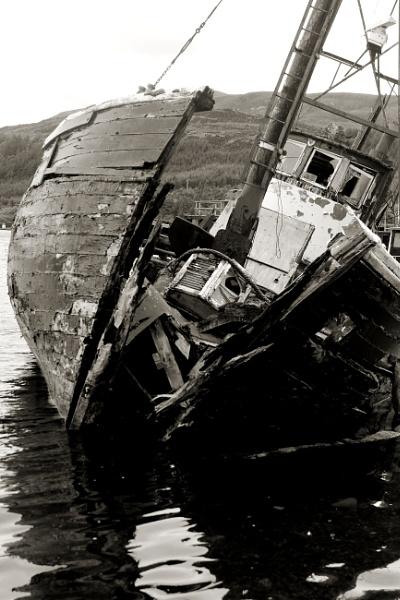 Wreck by ScottishHaggis
