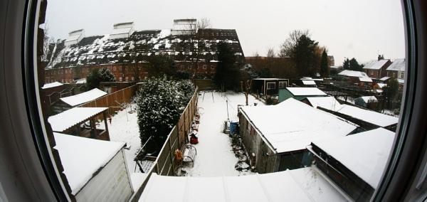 SNOW GARDEN by SOUL7