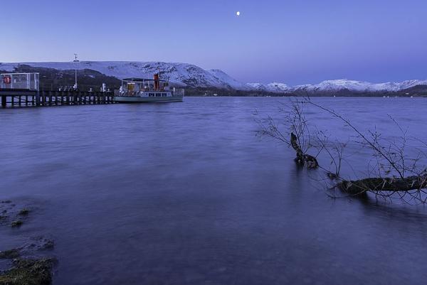 Ullswater Dawn by dewy23