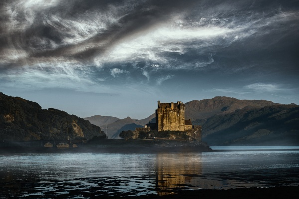 Scotland The Brave by leicablue