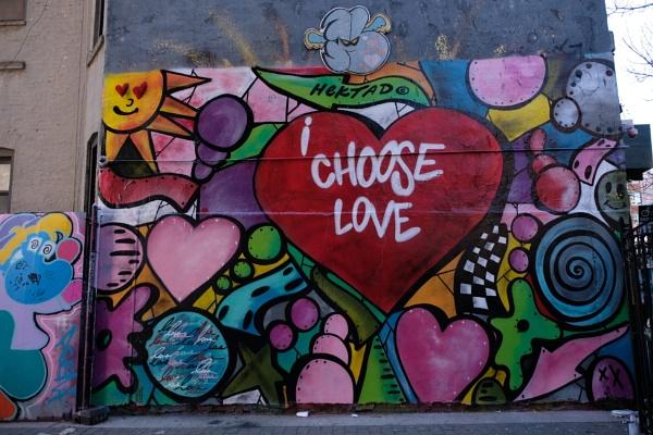 *** i CHOOSE LOVE *** by Spkr51