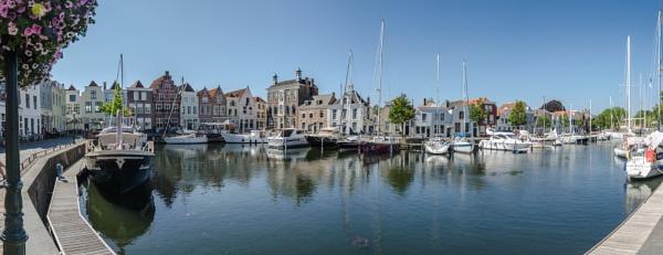Harbour of Goes by joop_