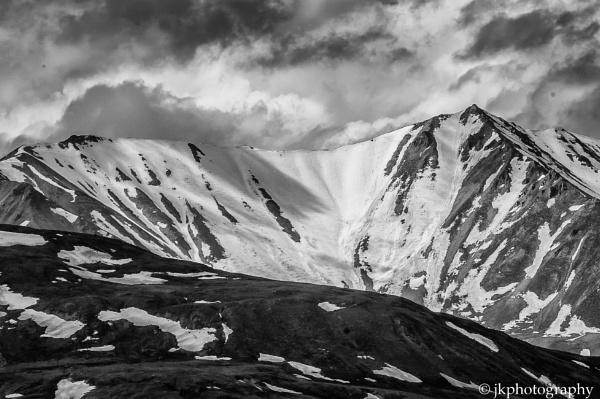 The Alaska Range by john33991