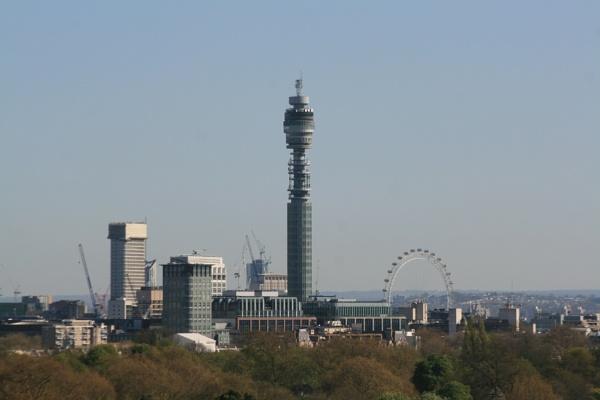 BT Tower by NeilDSmith