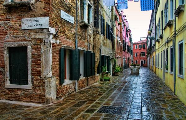 Ramo Calonne, Venice by sandwedge