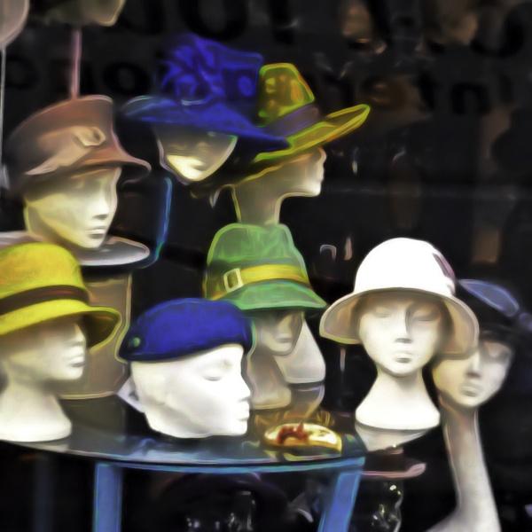 Hats by Joline