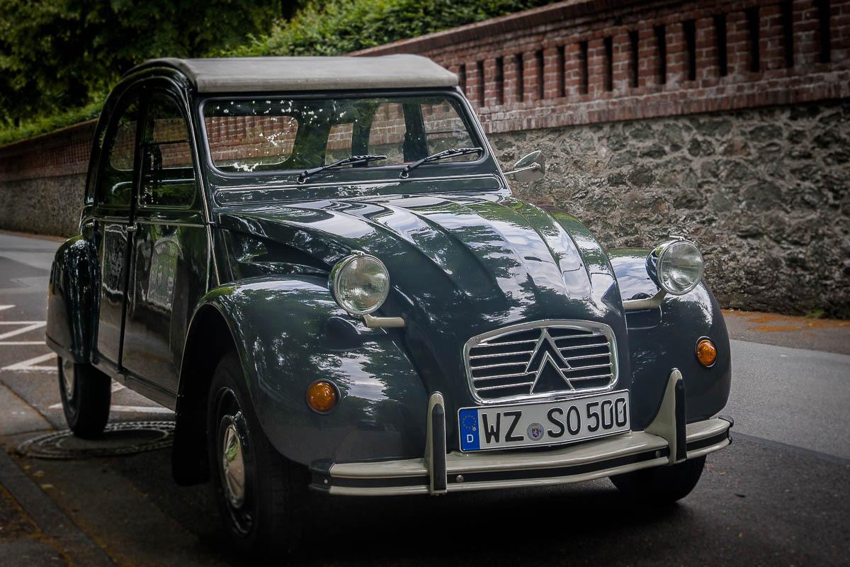 German 2CV