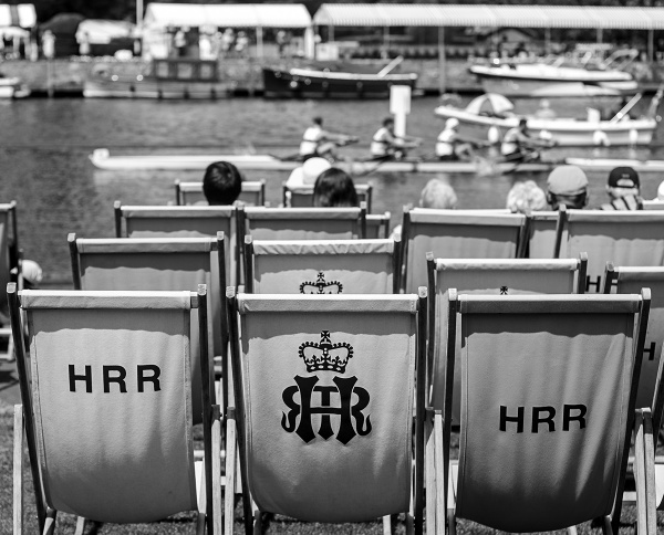 At Henley Regatta by rburnage