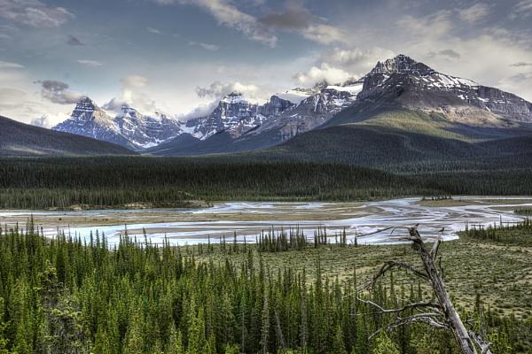 Alberta Landscape by RSK