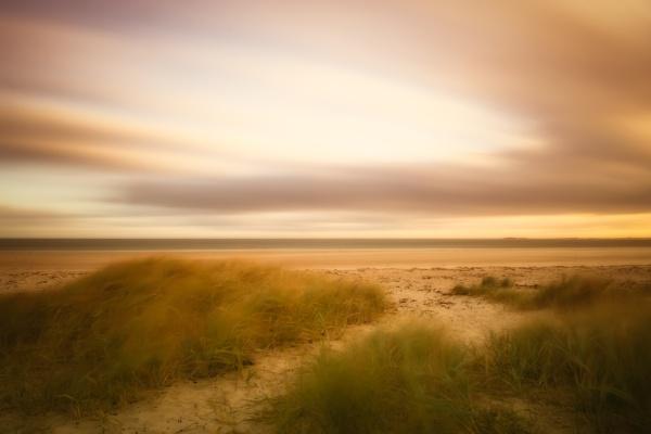 Bamburgh Beach by Mike43