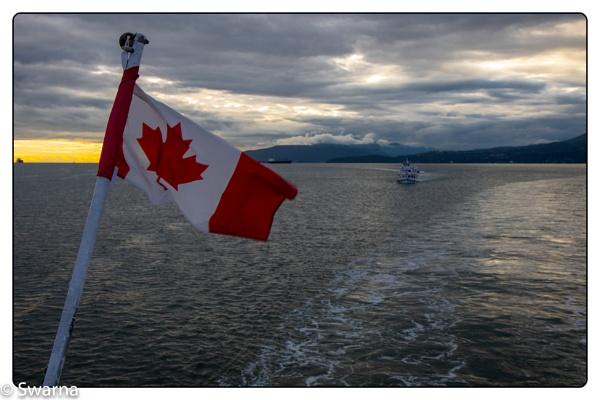 Happy Canada Day! by Swarnadip